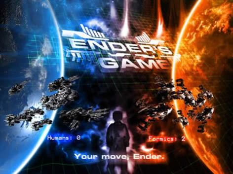 Ender's Game: Battle Room