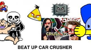 Beat Up Car Crusher (itch)