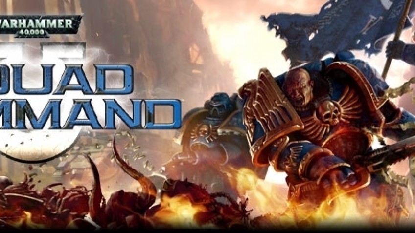 Warhammer 40 000: Squad Command