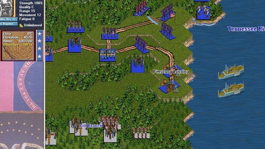 Civil War Battles: Campaign Shiloh