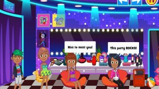My Pretend Neon Night Club - Kids Dance Games FREE