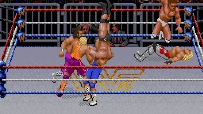 WWF Royal Rumble (1993)