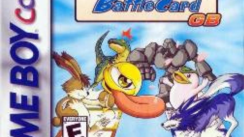 Monster Rancher Battle Card Game