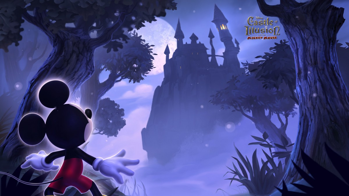 Disney Castle of Illusion starring Mickey Mouse