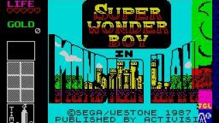 Wonder Boy in Monster Land (1987)