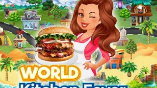 World Kitchen Fever Cooking