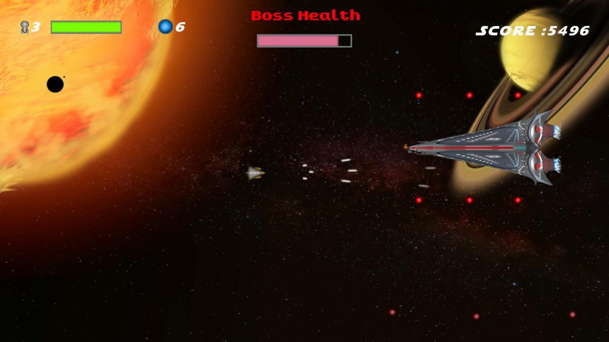 Asteroid Hunter
