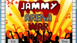 Jammy Arena Wars (itch)