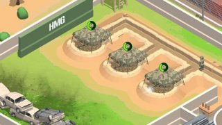 Idle Army Base