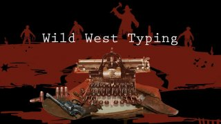 Wild West Typing (itch)
