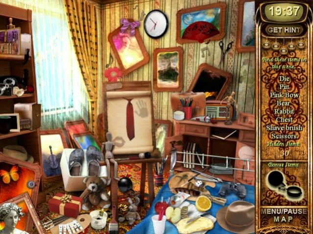 Play games online no download hidden objects