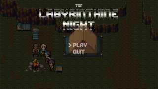 The Labyrinthine Night (itch)