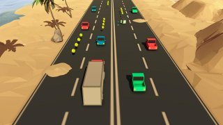 American Truck Traffic Racer: Highway Racing (itch)