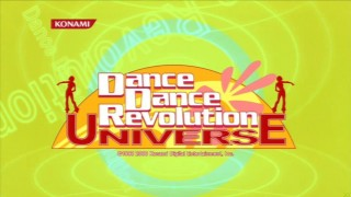 DanceDanceRevolution Universe