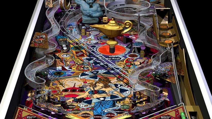 Williams Pinball Classics (2001)