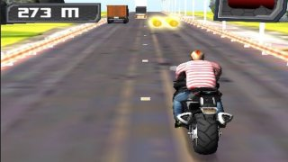 Heavy Bike Racers - 3D Real Burn Out