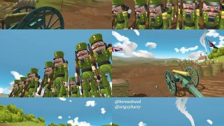Cannon Simulator 2015 (itch)