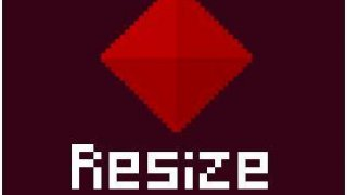 Resize (itch)