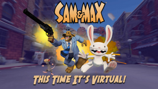 Sam & Max: This Time It's Virtual!