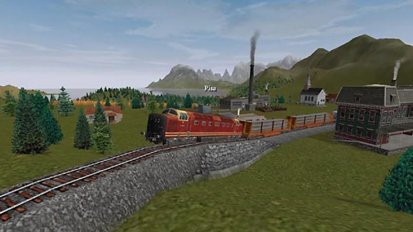 Railroad Tycoon3