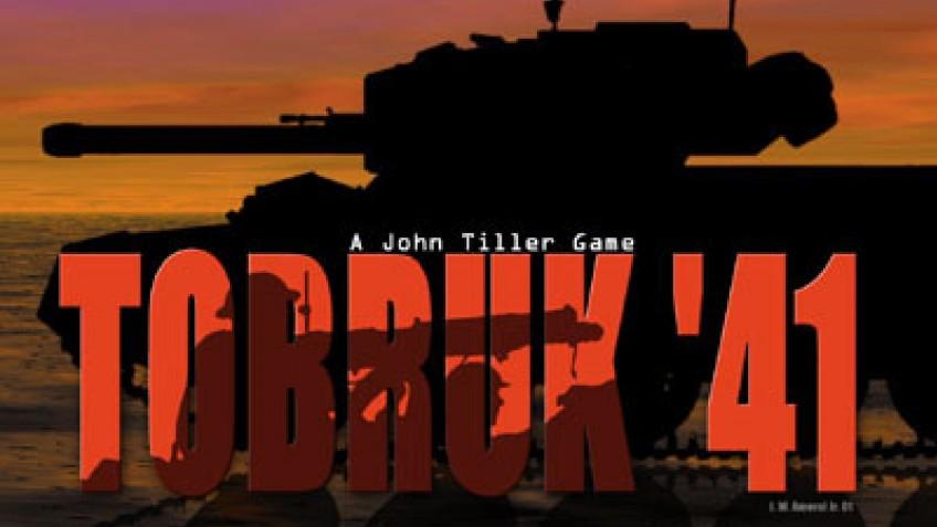 Panzer Campaigns - Tobruk '41