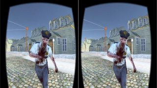 Sniper VR Zombie Shooter 3D