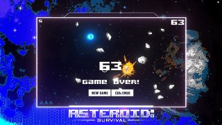 Asteroid Survival (itch)