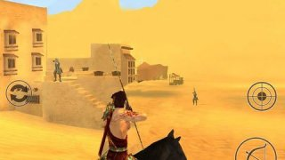 Clash of Egyptian Archers 3d free