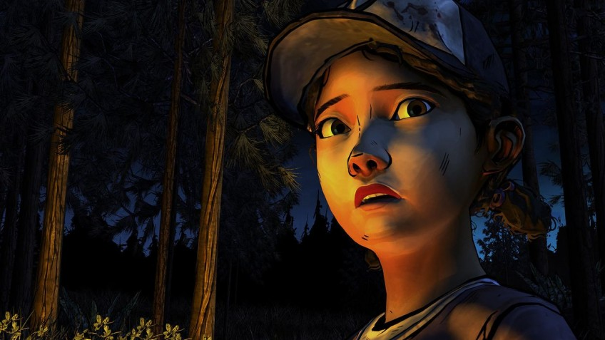 The Walking Dead: Season Two Episode1 - All That Remains