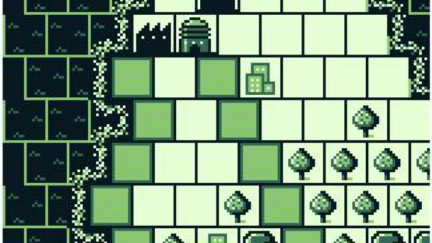 Game Boy Wars