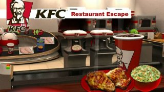 ​KFC Restaurant Escape (itch)