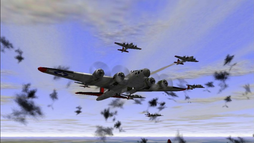 B-17 Flying Fortress 2: The Mighty Eighth