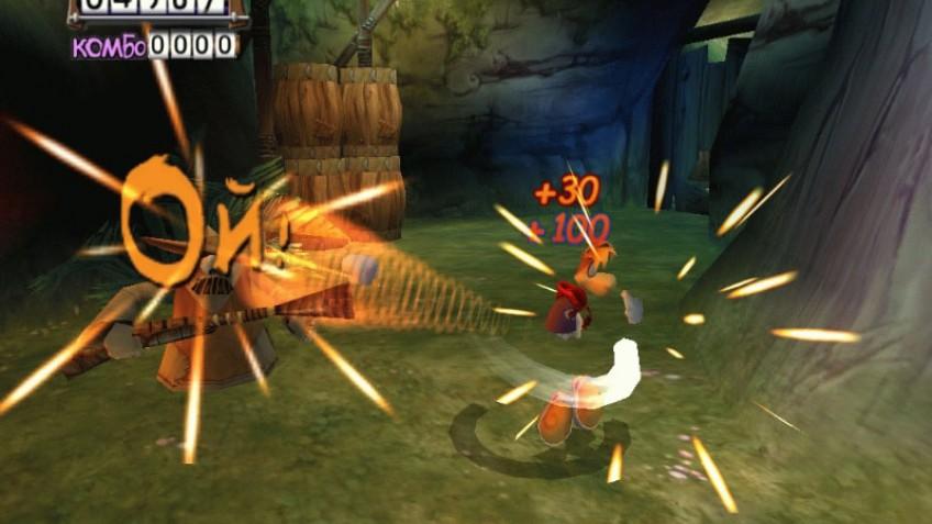 игра скачать Rayman - фото 2