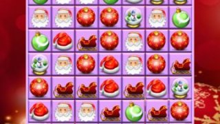 Santa Match 3 Match Free Addetive Game