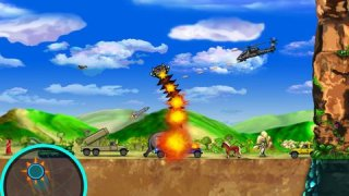 Worms City Attack Free