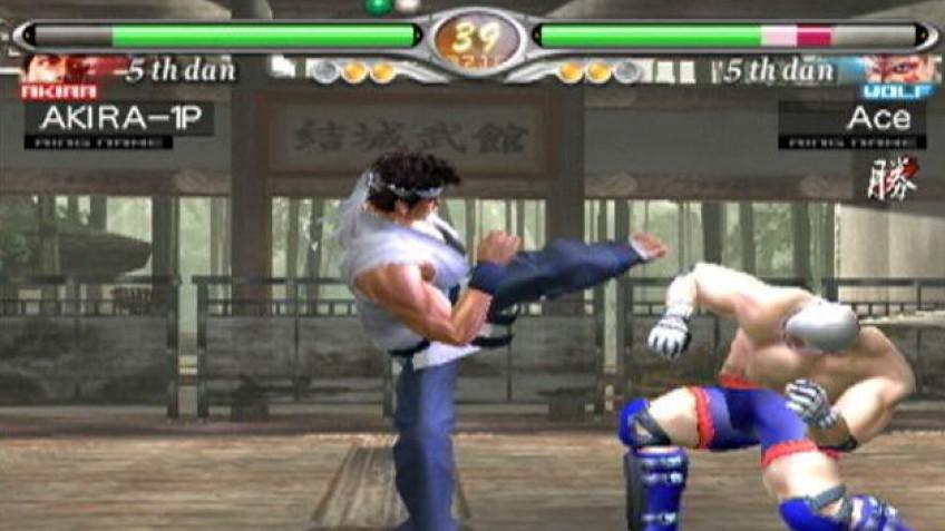Virtua Fighter4