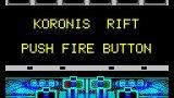 Koronis Rift