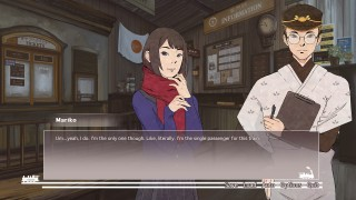 When Our Journey Ends - A Visual Novel