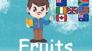 Edy: Fruits in English (itch)