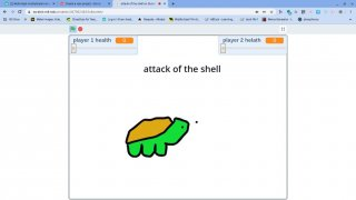 attack of the shell (itch)