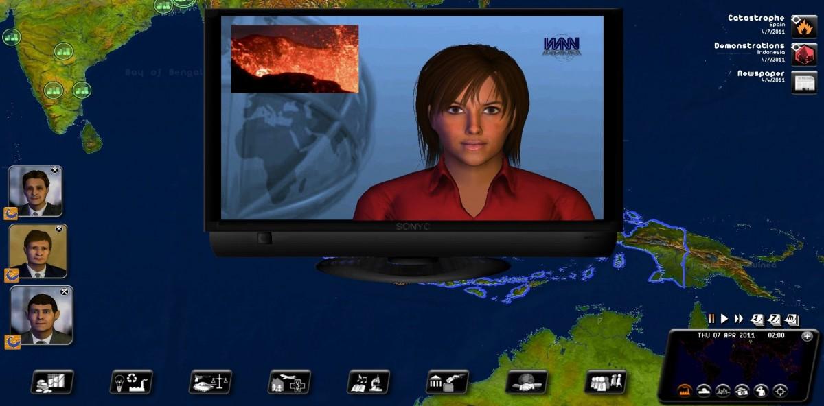 Rulers Of Nations.Geo-Political Simulator 2.V 4.22.I Кряк