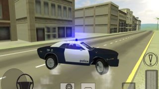 Tuning Police Car Drift
