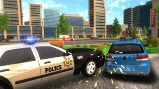 Crime Car Driving Simulator