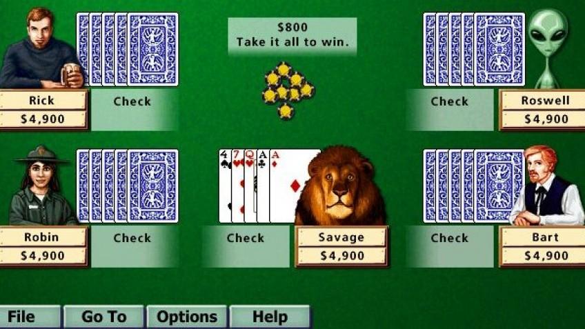 Hoyle Card Games5