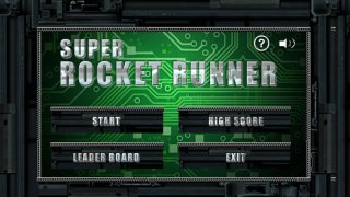 Super Rocket Runner (itch)