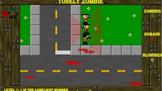 Lonely Zombie (Revoludo Games) (itch)