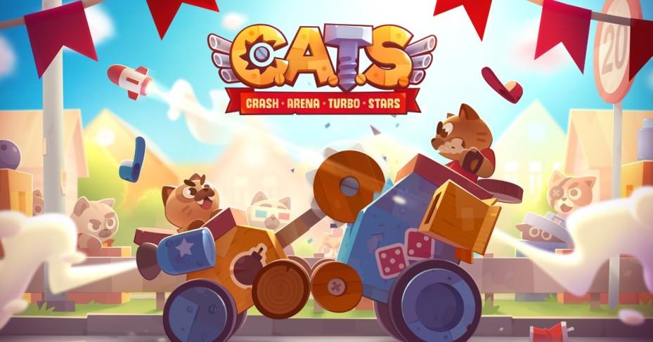 C.A.T.S.: Crash Arena Turbo Stars