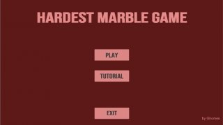 Hardest Marble Game by ghomes (itch)
