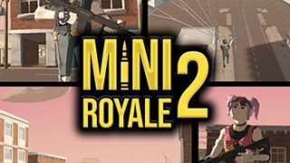 MiniRoyale2: Battle Royale Game (itch)