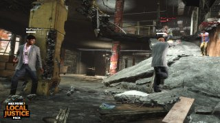 Max Payne 3: Local Justice Map Pack